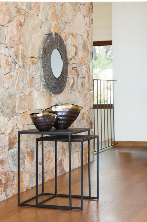 wohnen im industrial design. Black Bedroom Furniture Sets. Home Design Ideas