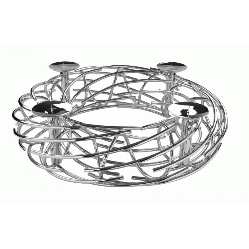 fink corona leuchterkranz gro fink living querpass shop. Black Bedroom Furniture Sets. Home Design Ideas