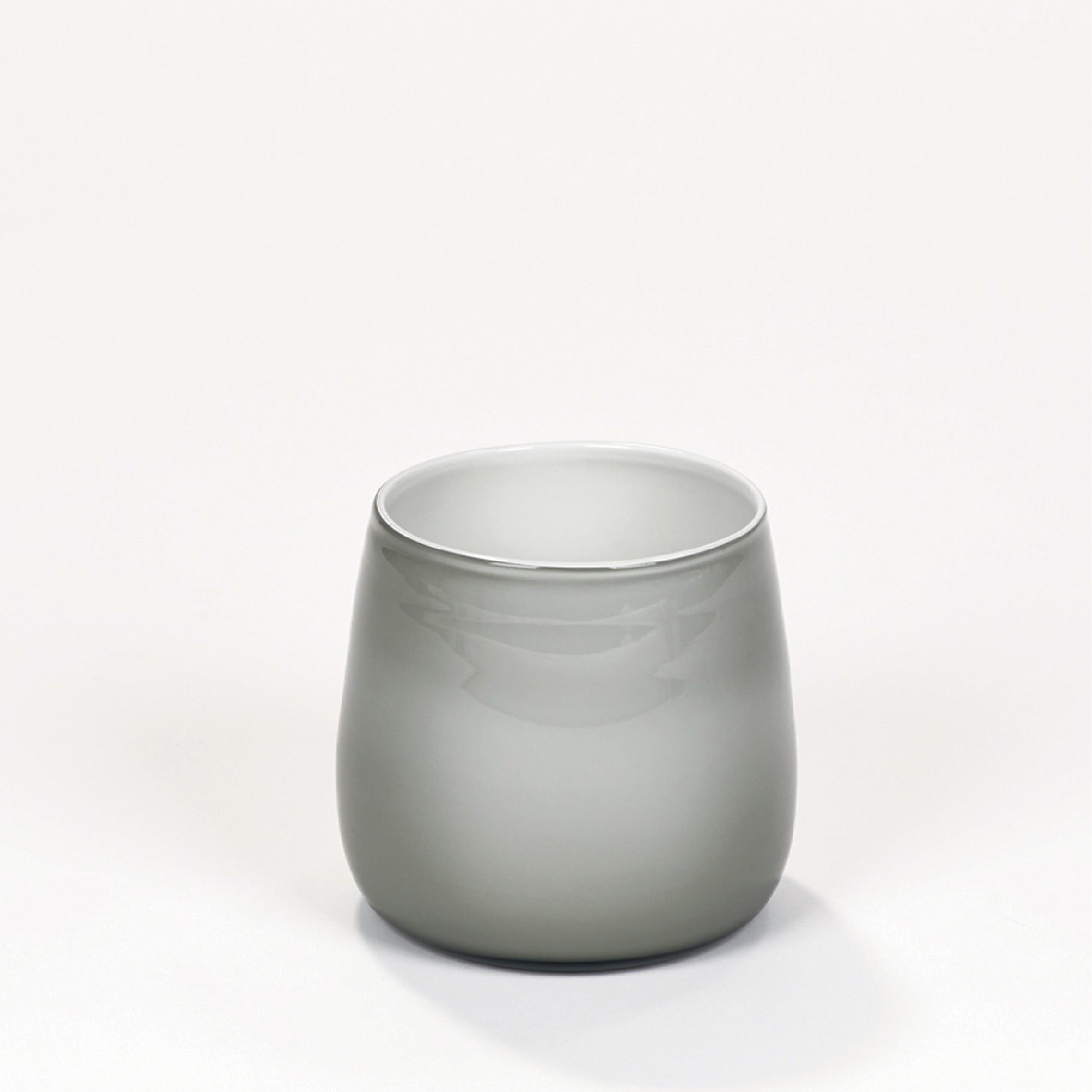 lambert pisano vase platin klein lambert querpass shop. Black Bedroom Furniture Sets. Home Design Ideas