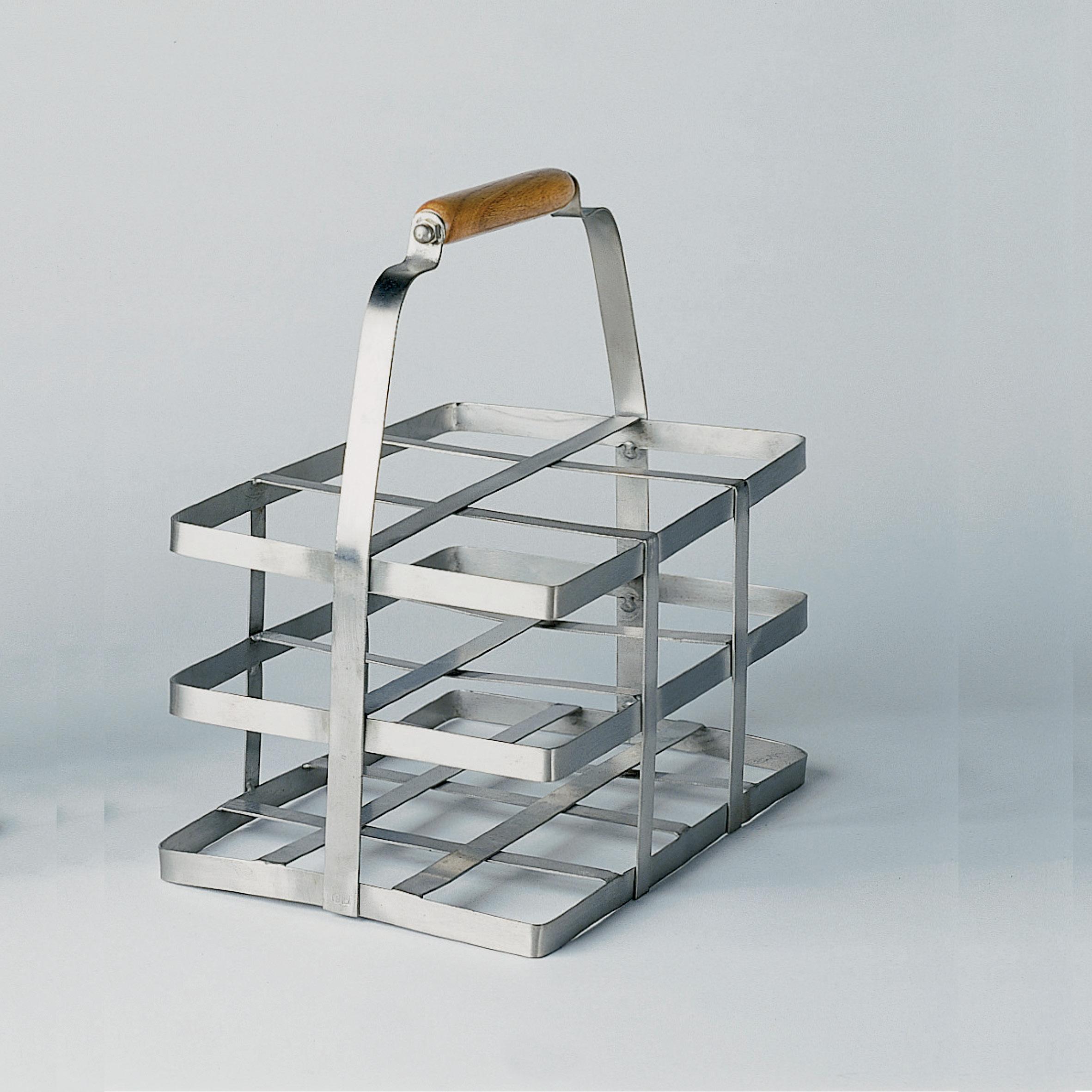 lambert pisa flaschenkorb f r 6 flschen lambert querpass shop. Black Bedroom Furniture Sets. Home Design Ideas