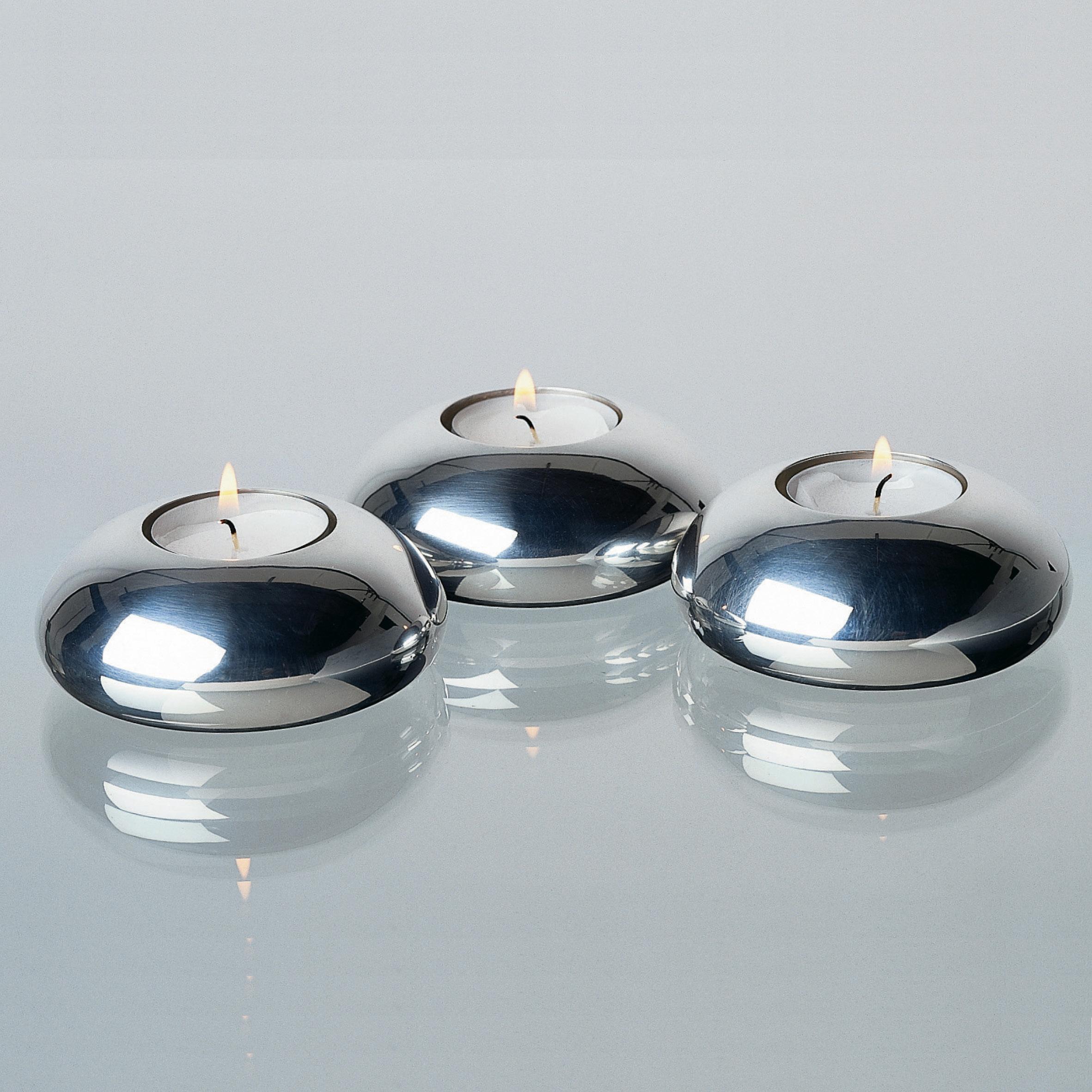 lambert runder stein teelichthalter lambert querpass. Black Bedroom Furniture Sets. Home Design Ideas