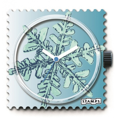STAMPS - Uhrenmotiv ''Ice Watch''