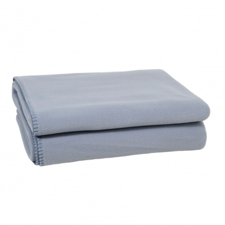 Zoeppritz Soft Fleece Decke Water
