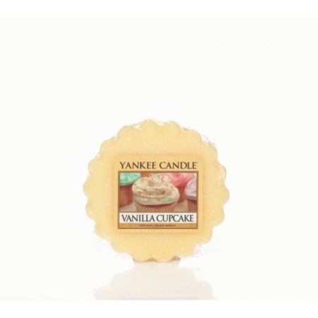 Yankee Candle - Vanilla Cupcake Wax Melts