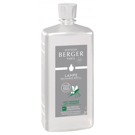 Lampe Berger - ''Anti Moskito'' OHNE Duft 1000 ml