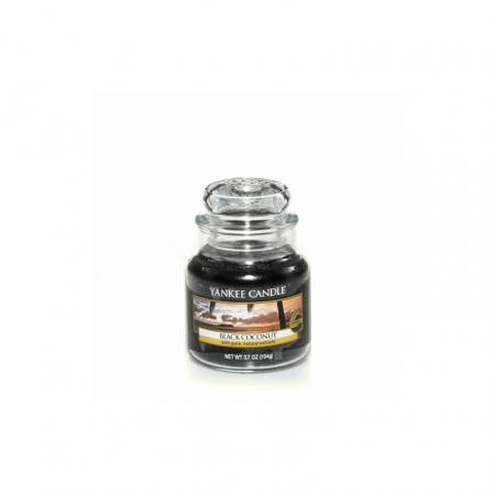Yankee Candle - Black Coconut klein