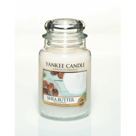 Yankee Candle - Shea Butter groß
