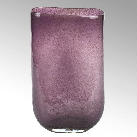 Lambert - Vase Cellini oval groß purple