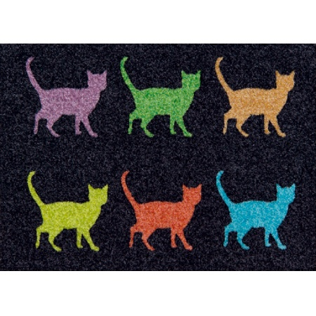 Clean Keeper - Colourful Cats