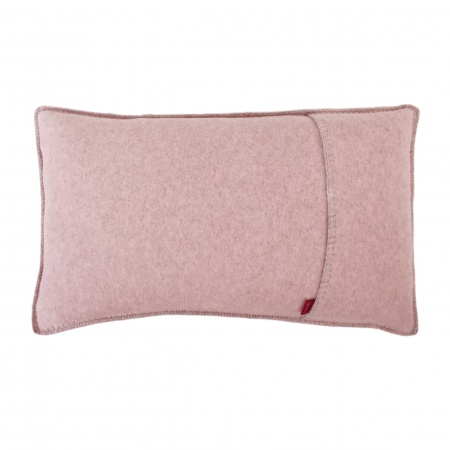 Zoeppritz Soft Wool Kissen 30x50 rose, 2er-Set