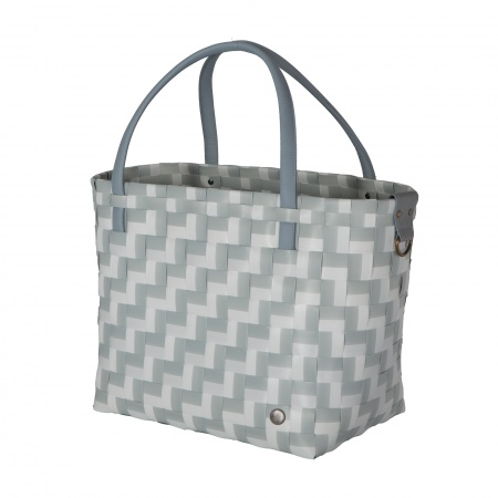 WAVES Shopper elephant white stripe