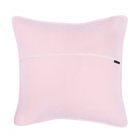 Zoeppritz Soft Fleece Kissen 40x40 Dark Rose, 2-er Set