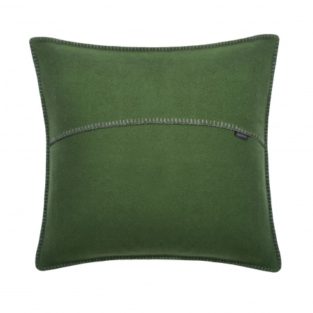 Zoeppritz Soft Fleece Kissen 40x40 Dark Jade, 2-er Set