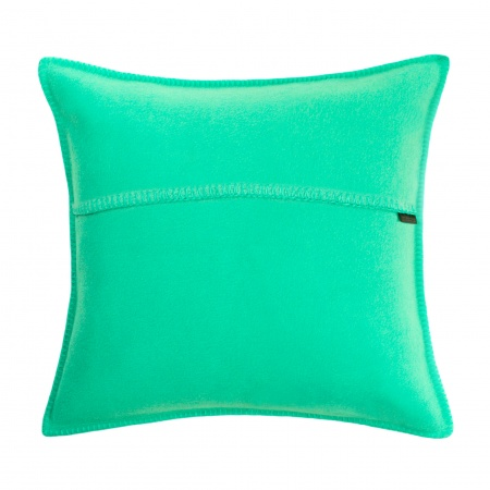 Zoeppritz Soft Fleece Kissen 40x40 Turquoise, 2-er Set