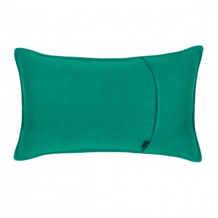 Zoeppritz Soft Fleece Kissen 30x50 Dark Turquoise, 2-er Set