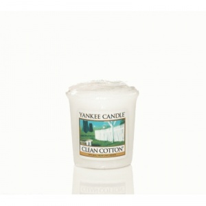 Yankee Candle - Clean Cotton Votivkerzen