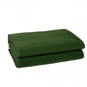 Zoeppritz Soft Fleece Decke Jade