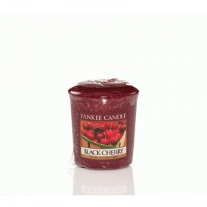 Yankee Candle - Black Cherry Votivkerze