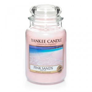 Yankee Candle - Pink Sands groß