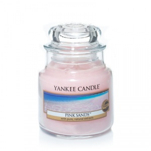 Yankee Candle - Pink Sands klein