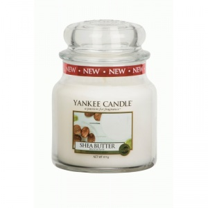 Yankee Candle - Shea Butter mittel
