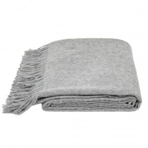 Zoeppritz Attitude Decke medium grey mel.