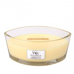 WoodWick Ellipse Lemongrass & Lily