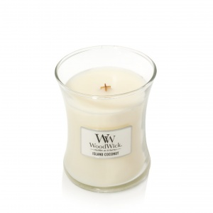 WoodWick Medium Island Coconut