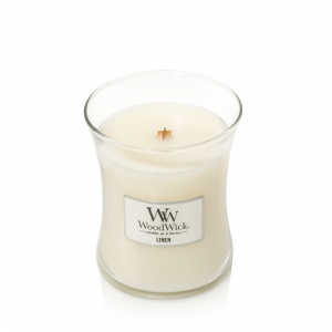 WoodWick Medium Linen