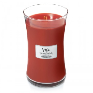 WoodWick Large Cinnamon Chai