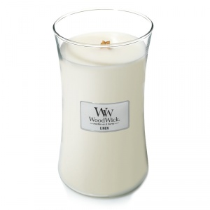 WoodWick Large Linen