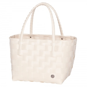 PARIS Shopper ecru white