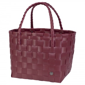PARIS Shopper burgundy