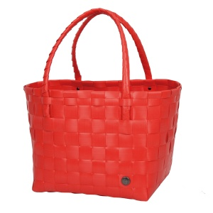 PARIS Shopper coral red