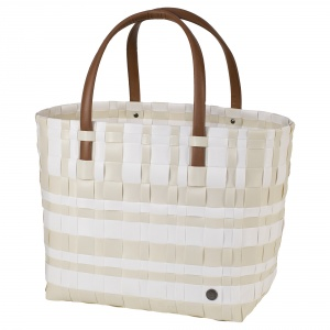 LUMBERJACK Shopper cream white