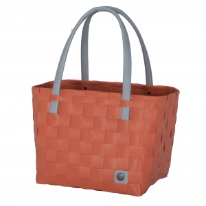COLOR BLOCK Shopper canyon clay