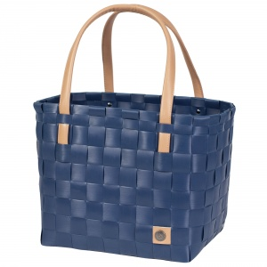 COLOR BLOCK Shopper ocean blue
