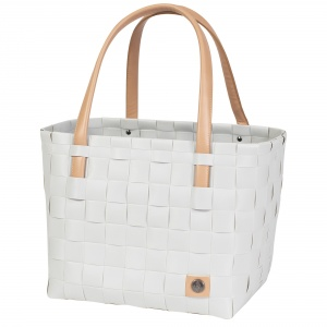 COLOR BLOCK Shopper misty grey