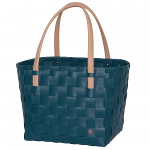 COLOR BLOCK Shopper midnight blue