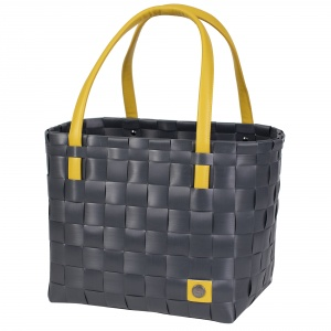 COLOR BLOCK Shopper dark grey