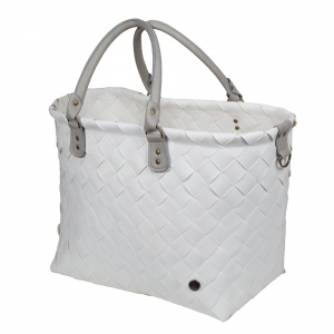 SAINT-TROPEZ BAG XL white
