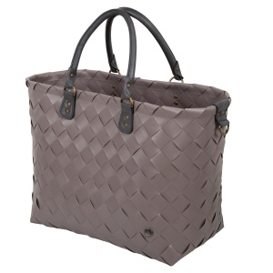 SAINT-TROPEZ BAG XL stone brown