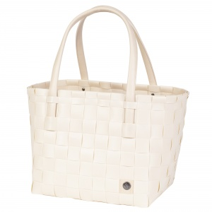 COLOR MATCH Shopper ecru white