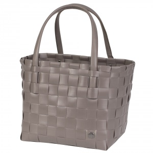 COLOR MATCH Shopper stone brown