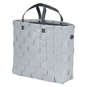 PETITE Shopper steel grey