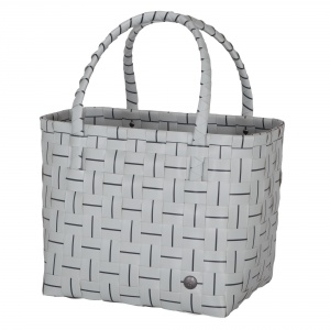 ESSENTIAL Shopper concrete with dark grey