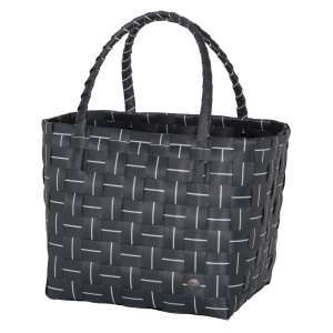 ESSENTIAL Shopper dark grey with concrete