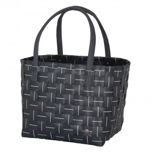 ELEGANCE Shopper dark grey with concrete