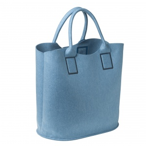 Henkeltasche Buddy ice blue