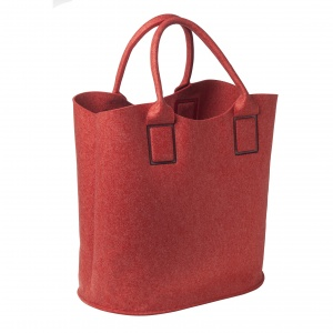 Henkeltasche Buddy cherry red